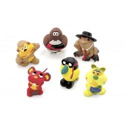 اسباب بازی عروسکی پلاستیکی