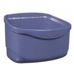 ظرف آب و غذا داخل باکس حمل