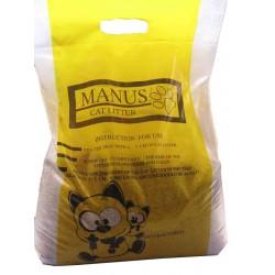 خاک گربه مانوس