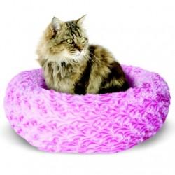 تختخواب گربه دونات-غنچه رز