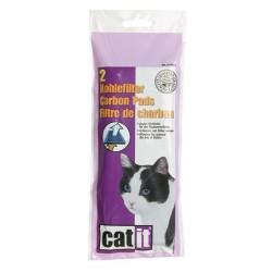 کربن یدکی هود ظرف خاک گربه