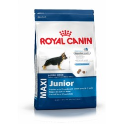 غذای خشک توله سگ سگهای نژاد بزرگ تا 15 ماهگی در سایز 4 کیلویی