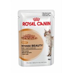 پوچ گربه بالغ در گوشت برای زیبایی پوست و مو