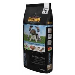 غذای خشک سگ 4 تا 12 ماه گوشت بره و برنج بلکاندو