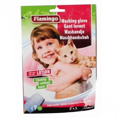 دستکش نظافت گربه